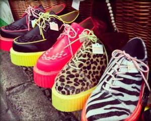 Platform sneakers: hot or not?