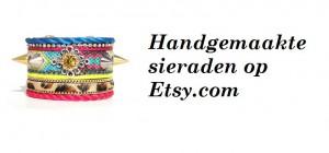 Handgemaakte sieraden op Etsy.com