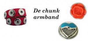 De chunk armband: eindeloos combineren