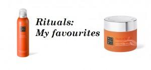 Rituals producten: my favourites