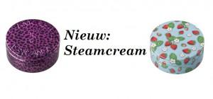 Nieuw: Steamcream
