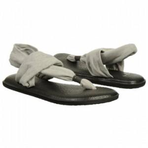 Sanuk: de ideale slippers!