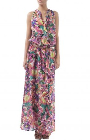 Dept Maxi Jurk.Maxi Dress De Voorjaarstrend Beautyadvies Com