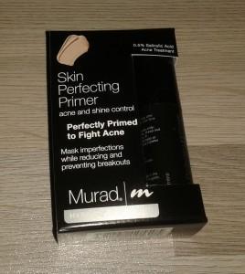 Murad Skin Perfecting Primer doosje