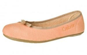 ballerina's gabor peach
