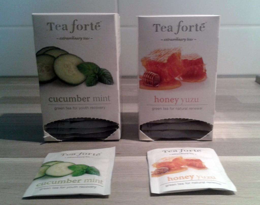 Skin smart tea