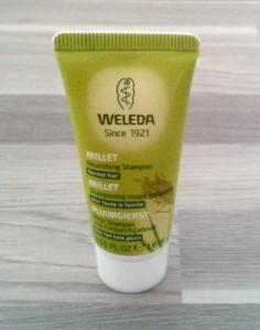 Truly Yours Weleda shampoo