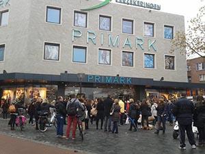Opening Primark Eindhoven: een fotoverslag