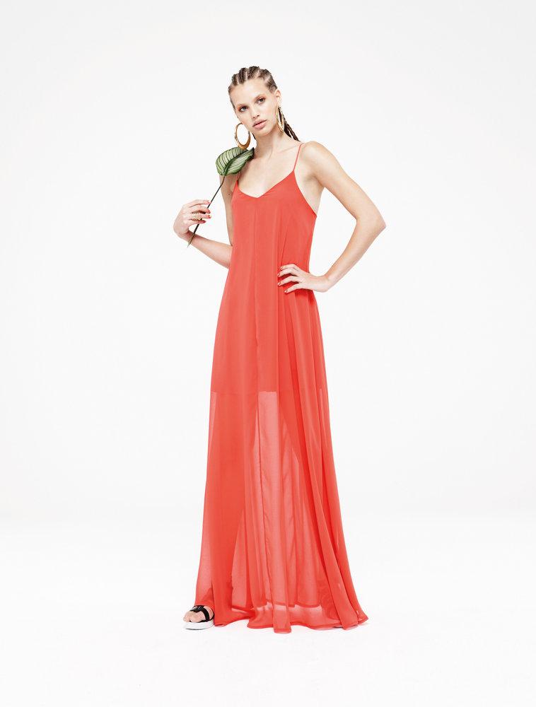 Primark rode jurk