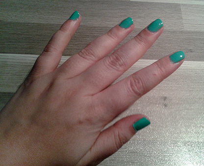 Trind Caring Colors mint