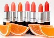 Oranje is de nieuwe lipkleur