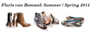 Floris van Bommel: lente- en zomercollectie 2014