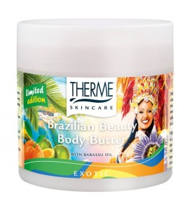 therme brazilian body butter