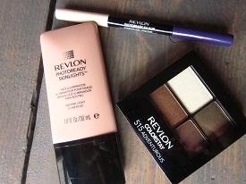 Fotoklaar met Revlon make-up