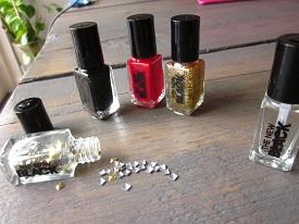 Stijlvolle, creatieve nagels met The New Black
