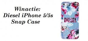 Winactie: Diesel iPhone 5 / 5s case