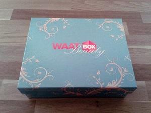 Review WAAT Beautybox – juli 2014