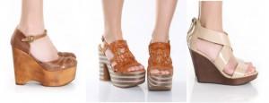 Seventies sandals