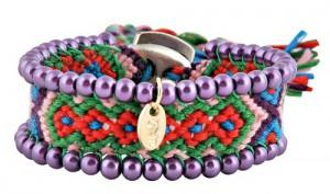 WaiWai armbanden: Columbian style