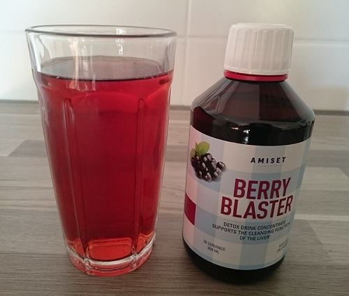 Berry Blaster review