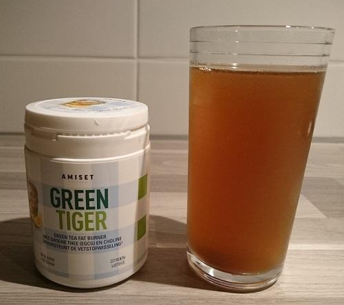 Green Tiger Review