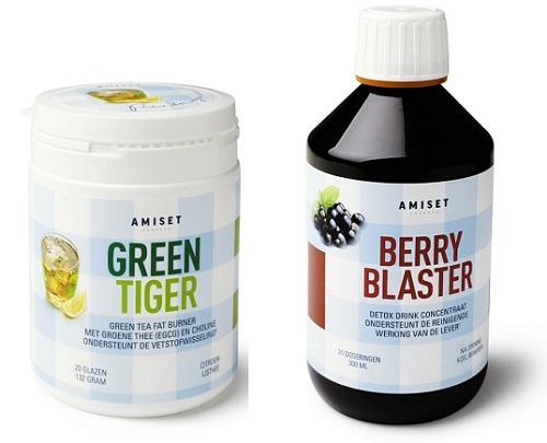 green tiger berry blaster