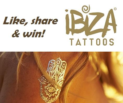 Winactie-Ibiza Tattoos