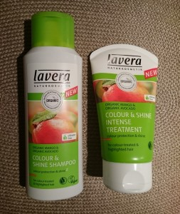 Lavera Colour & Shine: mango & avocado in je haar!