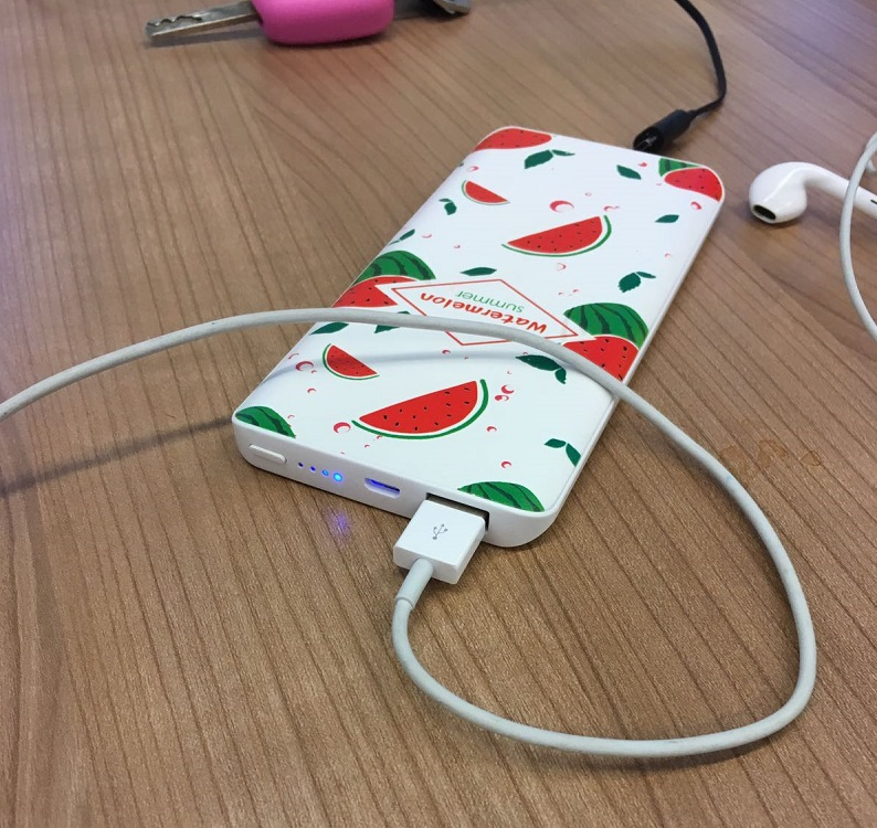 powerbank watermelon